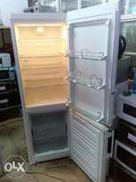 Ex-uk double door refrigerator on offer clearance sale