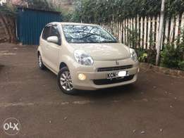 Toyota Passo New Shape Fully Loaded 2010 KCN 1320CC Price Reduced