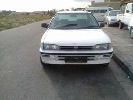 I'm selling my Toyota 160i sprinter