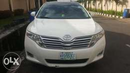 Clean and sharp Registered Toyota Venza