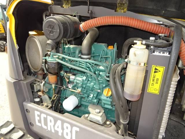Volvo Ecr48c - 2011 - image 13