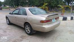 Registered Give Away Toyota Camry