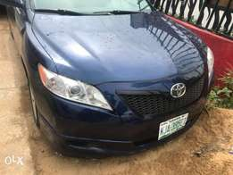 Neat cheap few months registered Toyota Camry sports