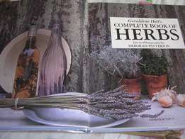 do you care for your health? then get this book on herbs.