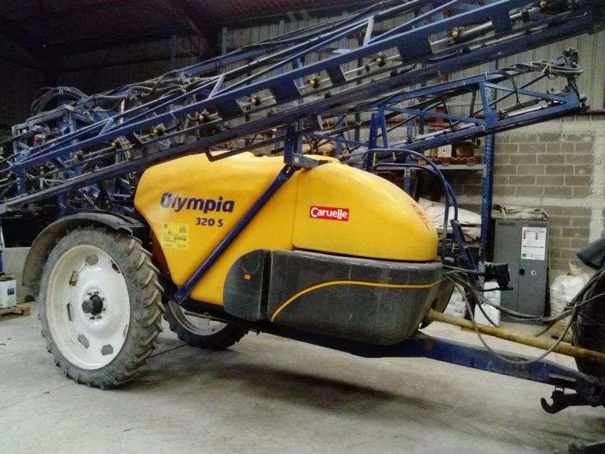 Caruelle Olympia 320 S - 2000