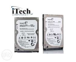 Seagate 500 GB Laptop Thin Internal Hard Disk Drive