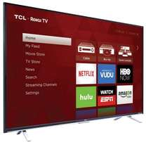new brand 48 inch tcl smart led tv connect wifi led tv in cbd shop