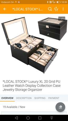 20 Unit Watch Display Case Bredell - image 3