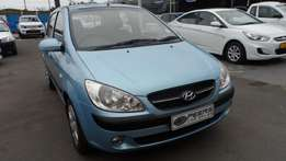 2009 Hyundai Getz 1.4 gl high spec