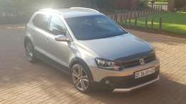 Polo Cross 2012 1.6 Tdi Comfortline