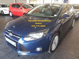 Ford Focus 2.0 GDI
