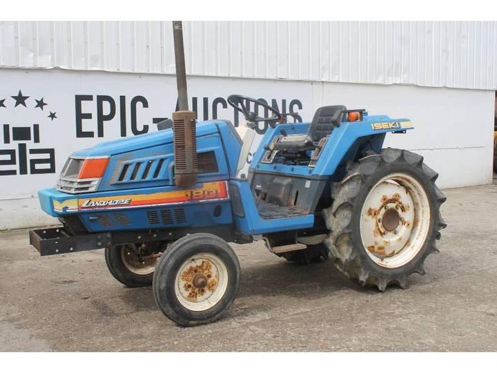 Iseki Landhope 180 Mini Tractor