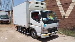 Very clean Mitsubishi canter 2010 model