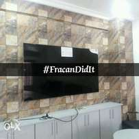 Focal point wallpaper. Book us Now