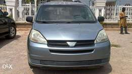 Foreign used Sienna 2005