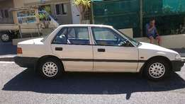 Honda Ballade 150 DOHC 1990 Model on SALE