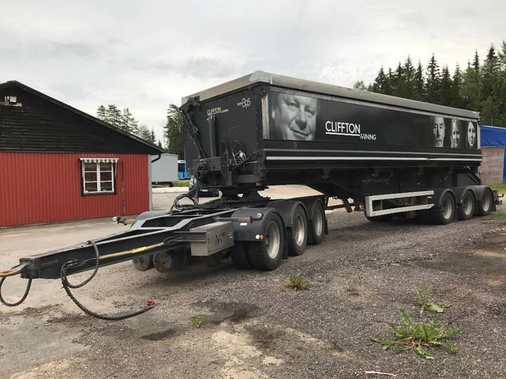 Parator St 24-27 Malmvagn - 2012