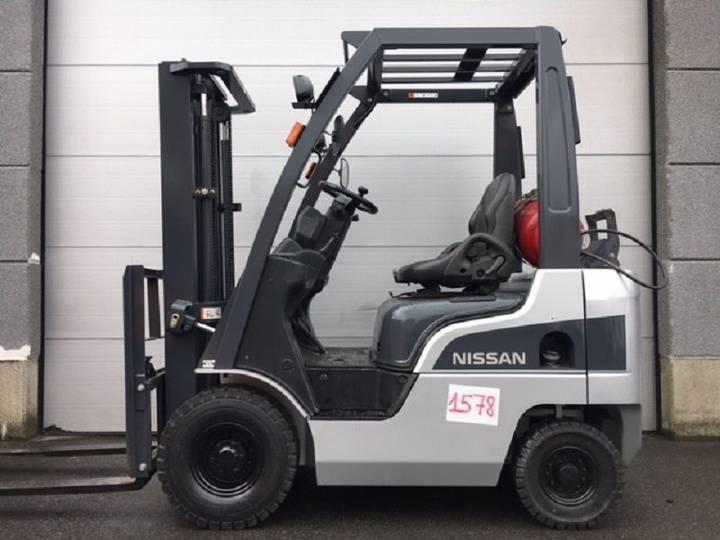 Nissan P1F1A15D - 2008