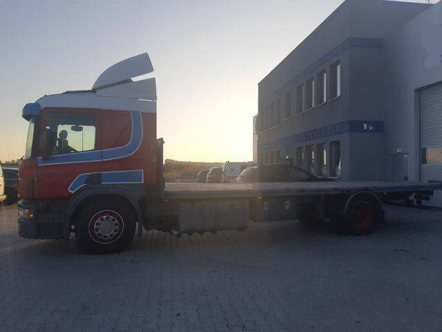 Scania Andere 124L - 1997