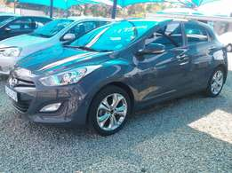 2013 Hyundai i30 GLS Executive in excellent condition