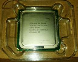 Core 2 Quad CPU - Socket 775