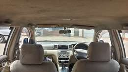 Toyota Fielder. Condition as good as new.