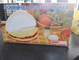 Microwave omelette cooker (p3323/6)