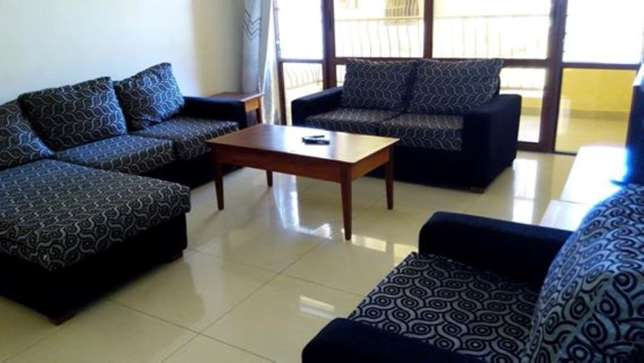 3 Bedroom fully furnished apartment behind city mall Nyali. Nyali - image 2