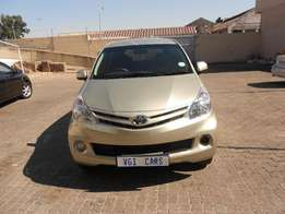 Pre owned 2014 Toyota Avanza 1.5 HB