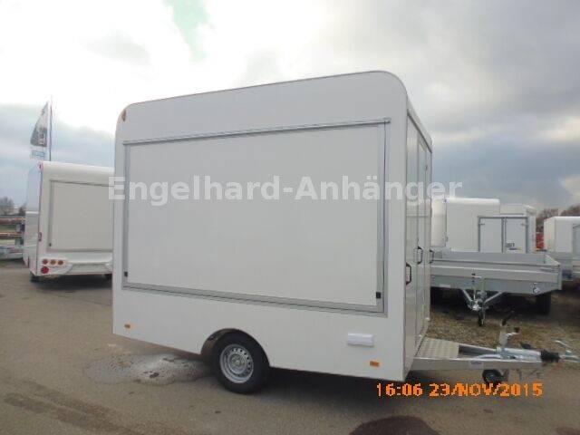 VK 250 / TH 251.00 - 1300 kg Verkaufsanhänger
