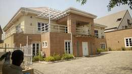 Fully finished building at maitama for