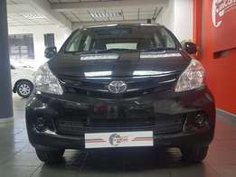 2014 Black Avanza 1.5 SX For Sale