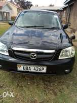 Mazda Tribute model 2005 petrol in excellent condition