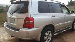 Toyota Highlander 1st body '03 Limited