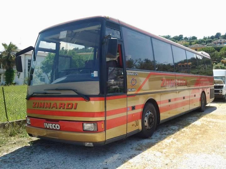 Iveco ORLANDI DOMINO GTS - 1992