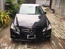 Registered Mercedes Benz E350 011 model