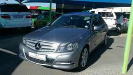 2012 Mercedes Benz C180 BE in excellent condition