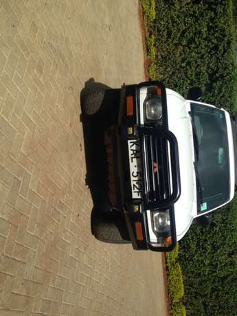 Mitsubishi pajero for sale Hardy - image 4