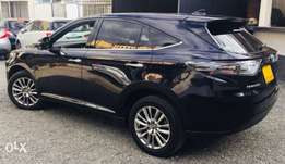 toyota harrier brand new 2015 model loaded edition at 4,799,999/= ono