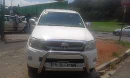 Toyota Hilux Raider, WT-I double cap, 2011model