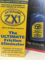 Zx1 Engine Reconditioner & Permanent Anti friction Lubricant!!!