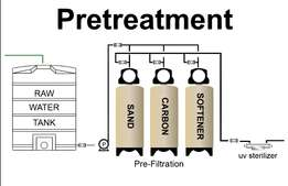 Kitchen Counter water purifying machines (Reverse Osmosis.)