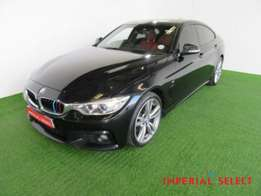 2014 BMW 420I Gran Coupe M SPORT A T