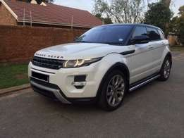 Range Rover Evoque 2.2 SD4 Dynamic 2013