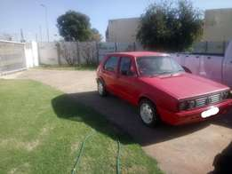 1800 VW Citi golf sport for sale
