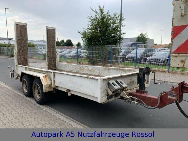 Ford Transit connect Ladebordwand Klima Euro 5 - 2015