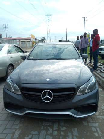 Tokunbo 011 E350 upgraded to 015 AMG Lagos - image 1