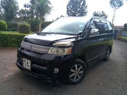 Clean used Toyota Voxy..