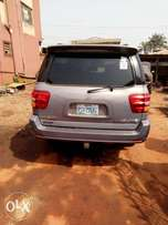 Neatly used Toyota sequoia for sale
