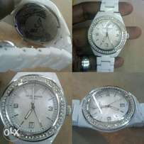 Armani watch for ladies.
